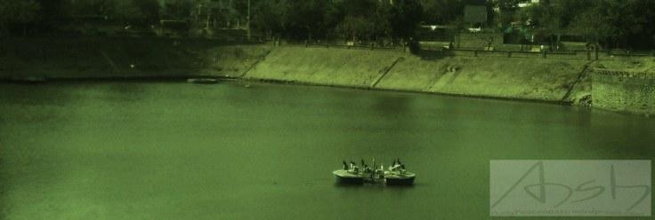 Vastrapur Lake