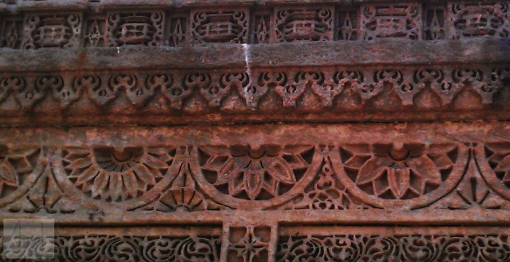 Architecture at Adalaj step well