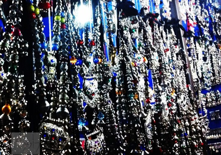 Artificial Jewellery at Law Garden evening Market