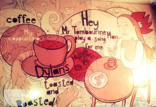 Dylan's old manali