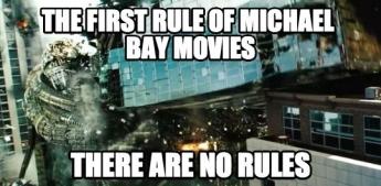 Michael Bay meme