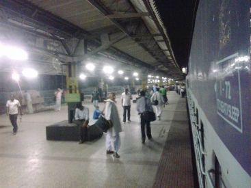 Patna PNBE station