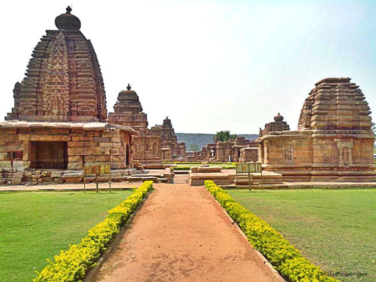 Pattadkal temples