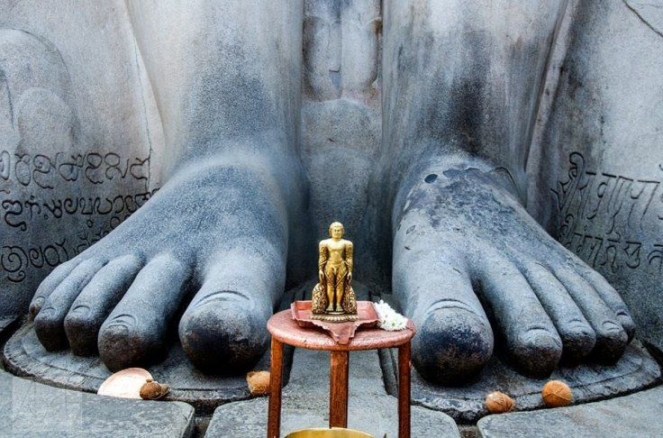 Shravanbolagola-bahubali