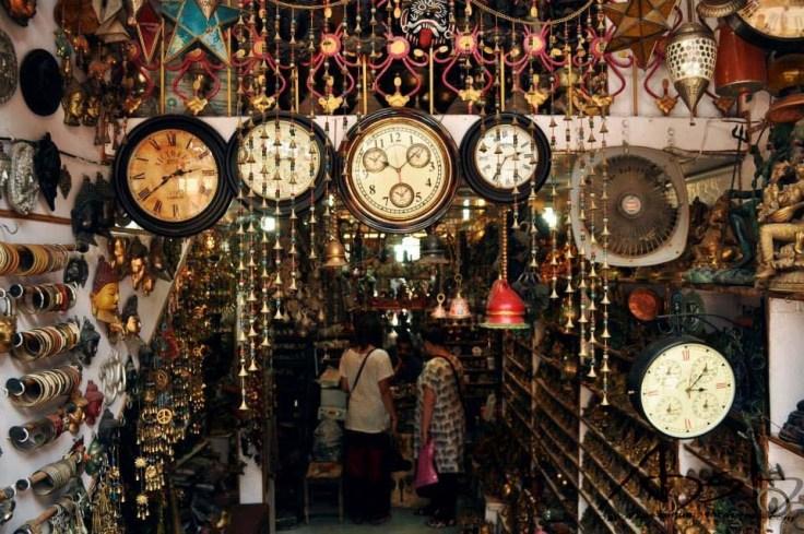 Paharganj antiques
