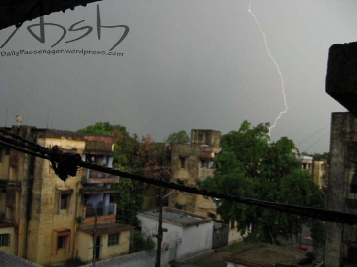 Bokaro rain 1