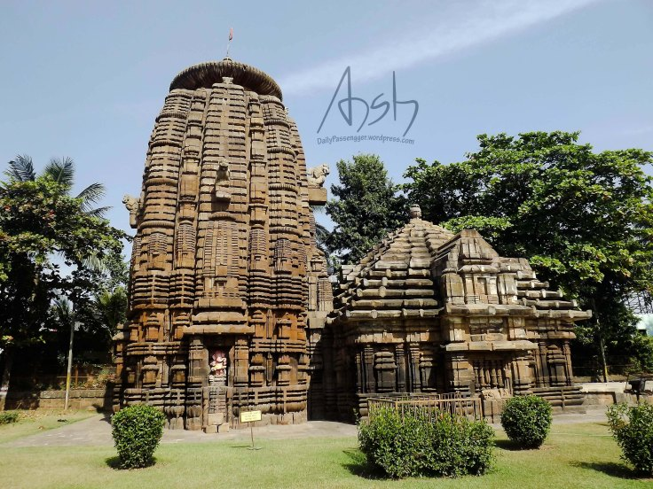 Raja Rani Temple Bhubaneshwar