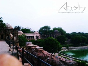 Hauz Khas Fort