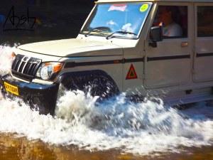 Doodhsagar Falls Goa