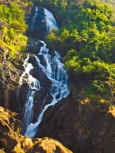 Goa Doodhsagar falls 2