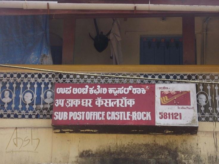 Castle Rock station