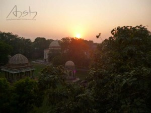 Hauz Khas Fort 5