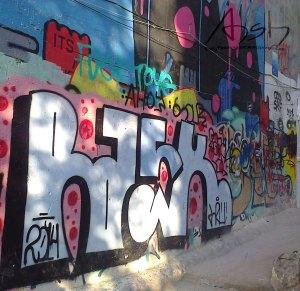 Graffiti Hauj Khas
