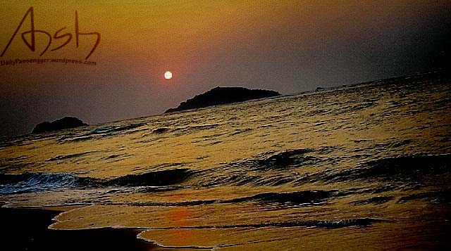 Karwar Sunset