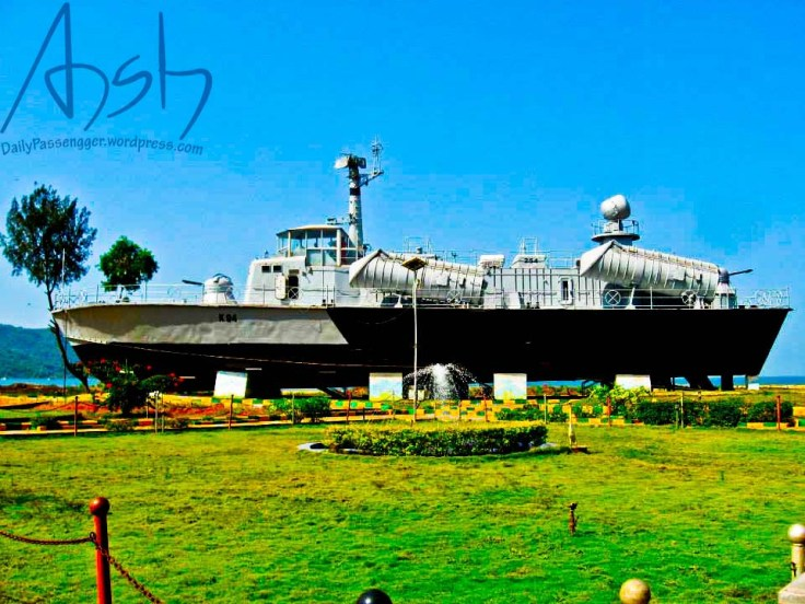 Karwar War museum 2