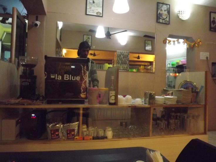 Cafe Vinodhara Mahablipuram