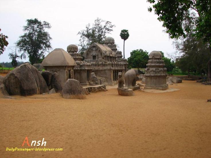 Pandava Ratha Mahabalipuram