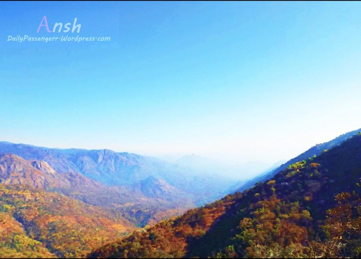 Aravalis Rajasthan