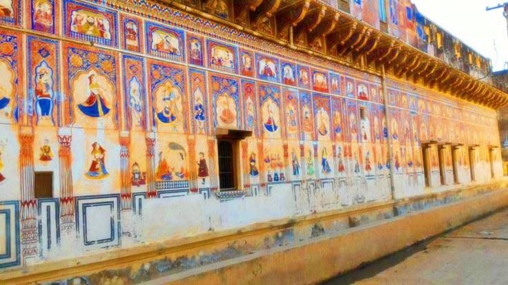 Navalgarh fresco 1
