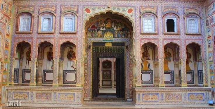 Navalgarh fresco 5