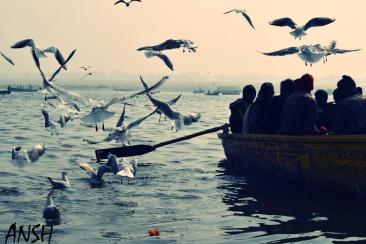 Evening Banaras