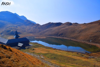 Prashar Lake Trek 3