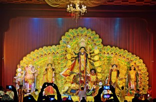 Durga Puja Chittranjan Park 2