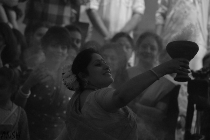 Dhunuchi Dance 6