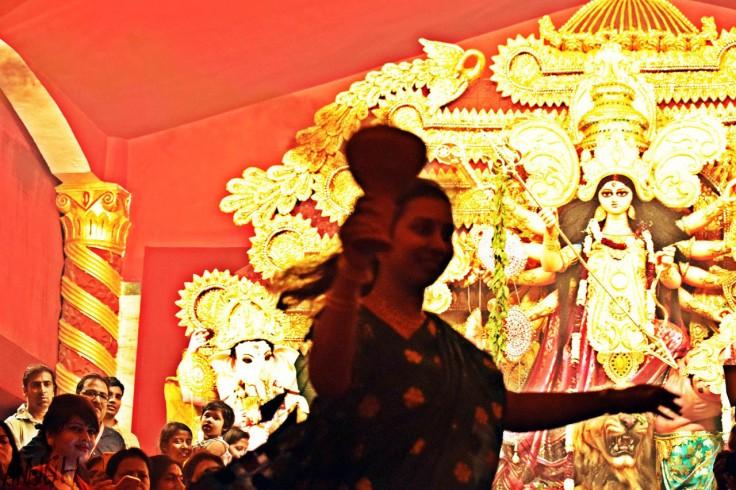 Dhunuchi Dance 4