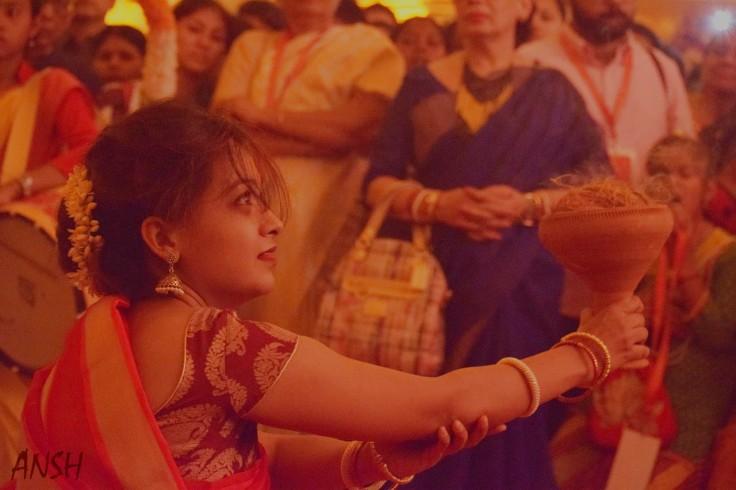 Dhunuchi Dance 2