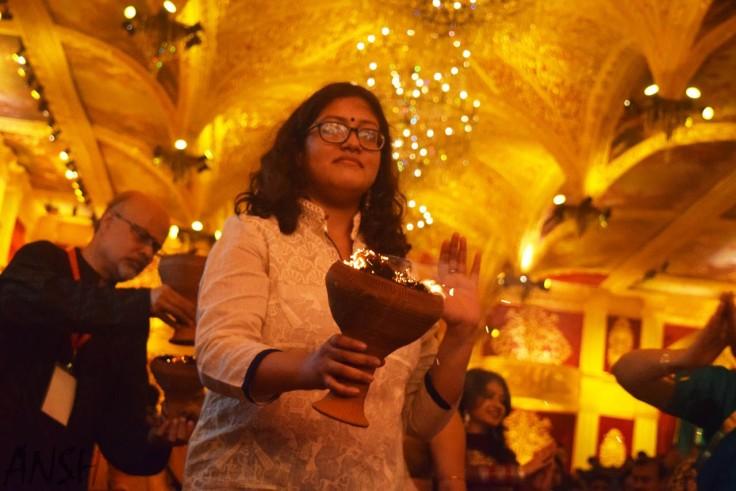 Dhanuchi Performer Matri Mandir Delhi