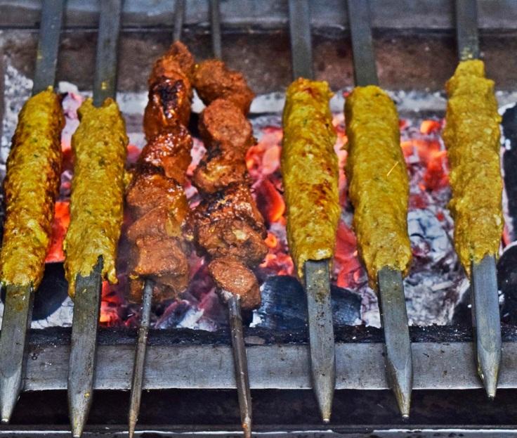 kebab jama masjid