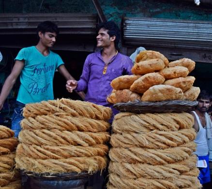 Ramzan Delhi street food