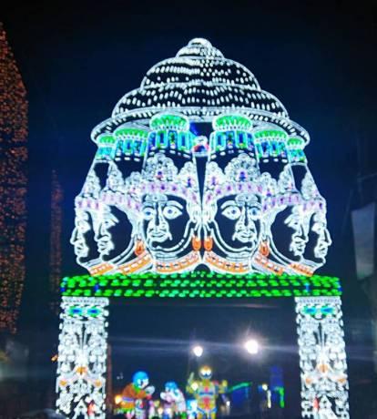 Patna Durga Puja 10