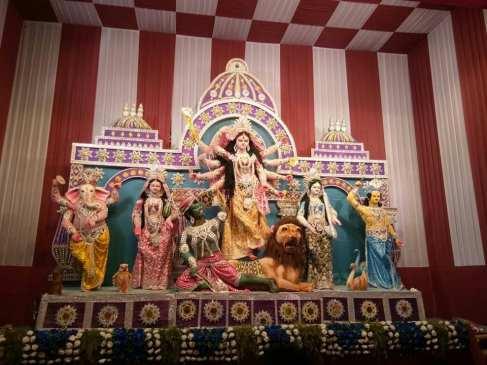 Ranchi Durga Puja 7