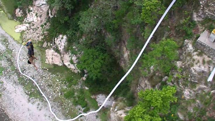 Bungee Jump India 2