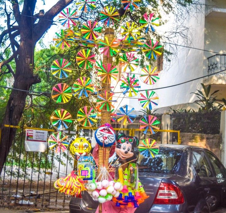 Chittaranjan Park festivals