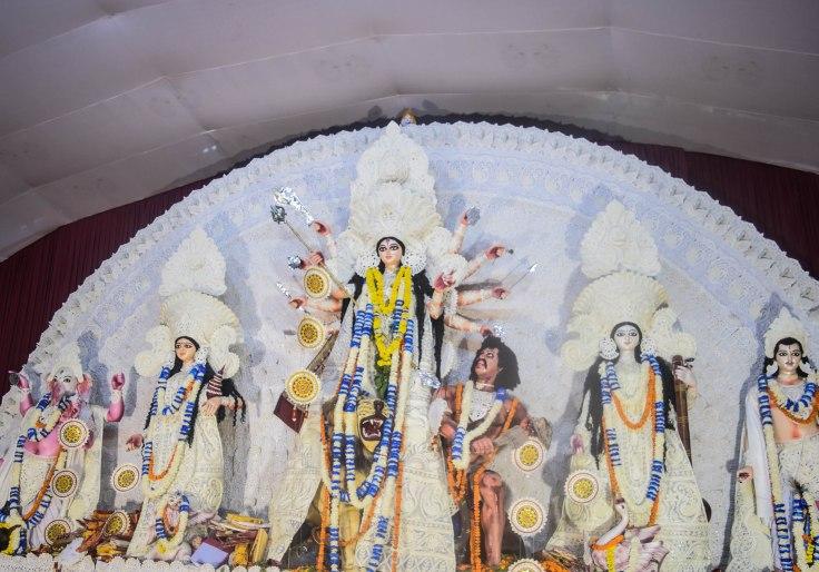 Chittaranjan Park Durga Puja