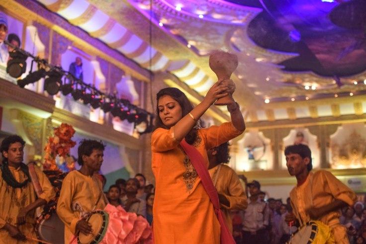 Dhunuchi Dance Durga Puja 2