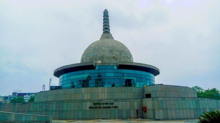 Karuna Stupa Patna (1)