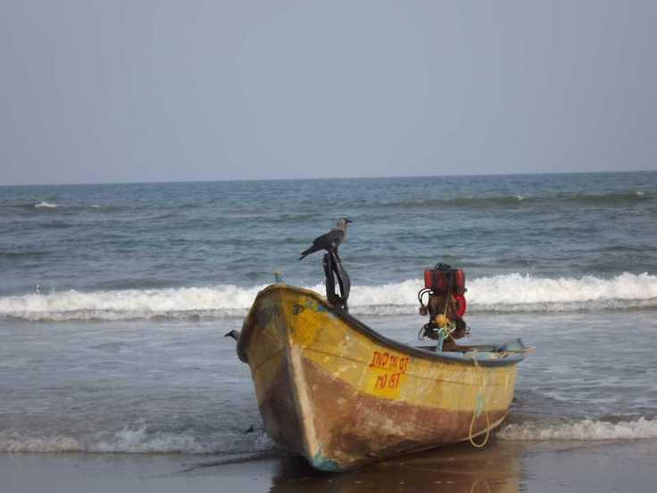 Mahabalipuram fisherman 2