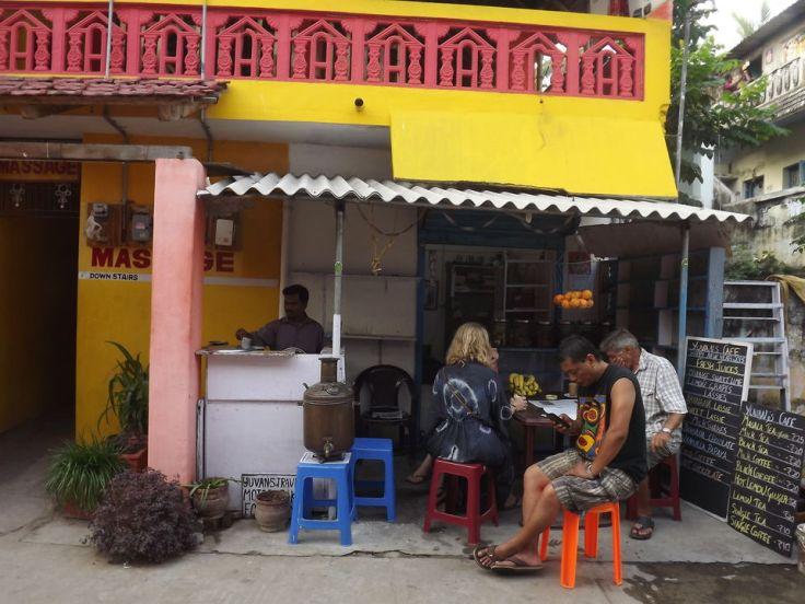 Mahabalipuram food