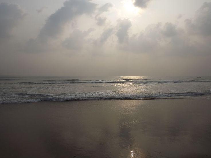 Mahabalipuram sea