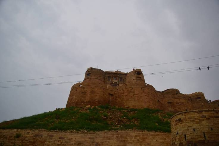 Jaisalmer backpacking