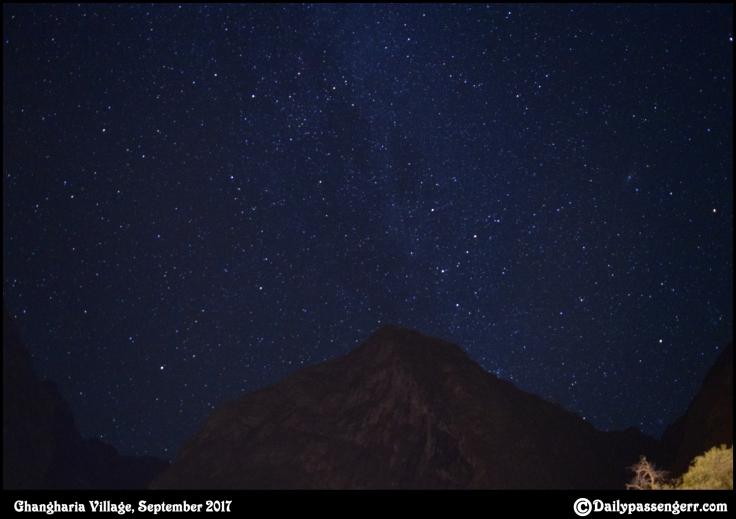 Milky Way Uttarakhand