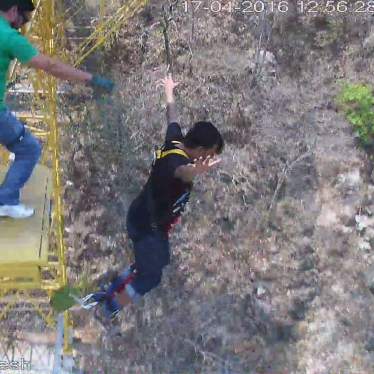 Bungee Jump Rishikesh
