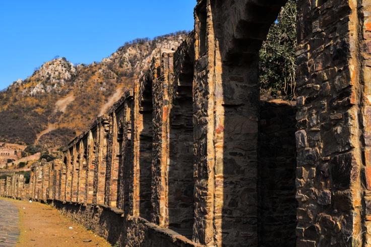 Bhangarh architecture