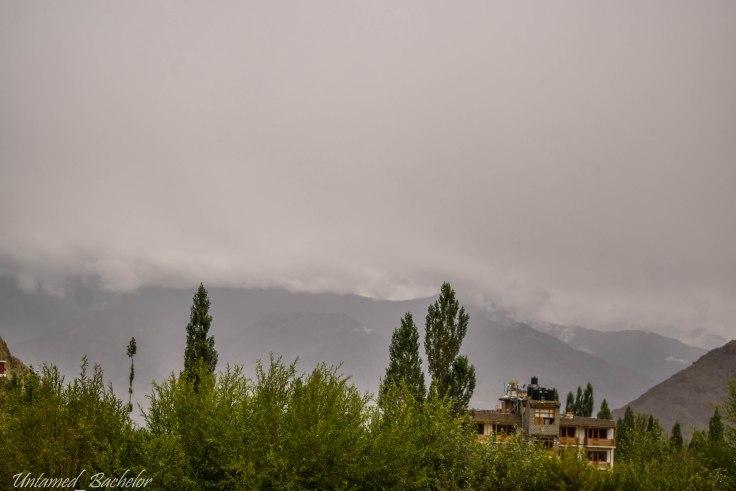 Traveling in Ladakh