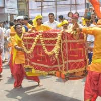 Celebration of Marathi Swag - Gudi Padwa [A Photo Story]