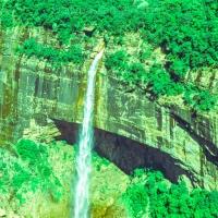 The Legend of Nohkalikai and trekking to the origin source of the waterfall